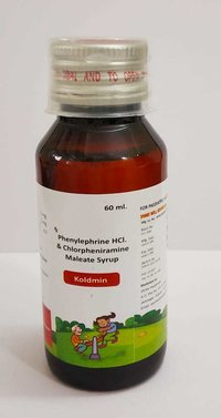 Phenylephrine HCL 5 mg + Chlorpheniramine Maleate 2 mg