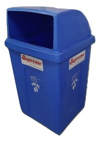 Bauzooka Plastic Dustbin 150 Ltr With Lid