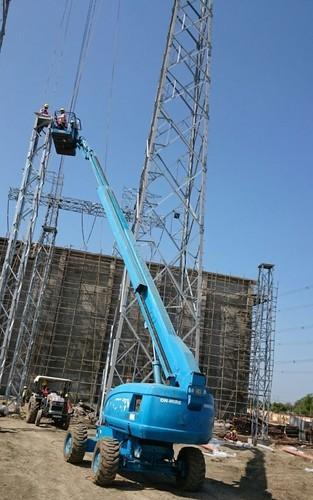 Boom Lift On Rental