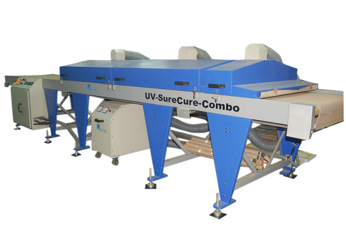 UV IR Combo Curing Unit