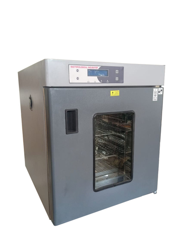 Bacteriological Incubator-Deluxe