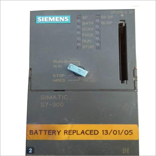 Siemens 315-2DP CPU