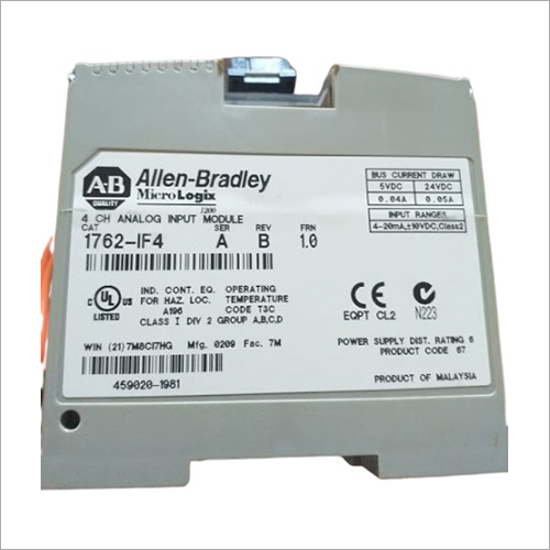1762-OW16 Allen Bradley MicroLogix Relay Output