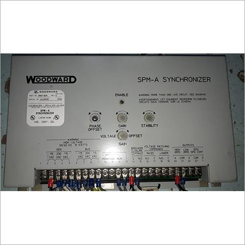 Woodward SPM-A Synchronizer