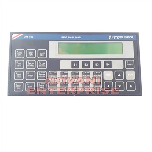Lyngso marine UMS 2100 Basic Alarm Panel