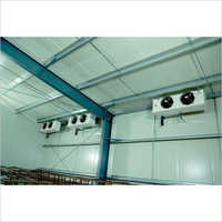 Commercial Cold Storage Project