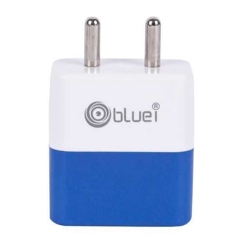 TC- 01 3.0 AMP DUAL -PORT Speedy  Bluei Charger