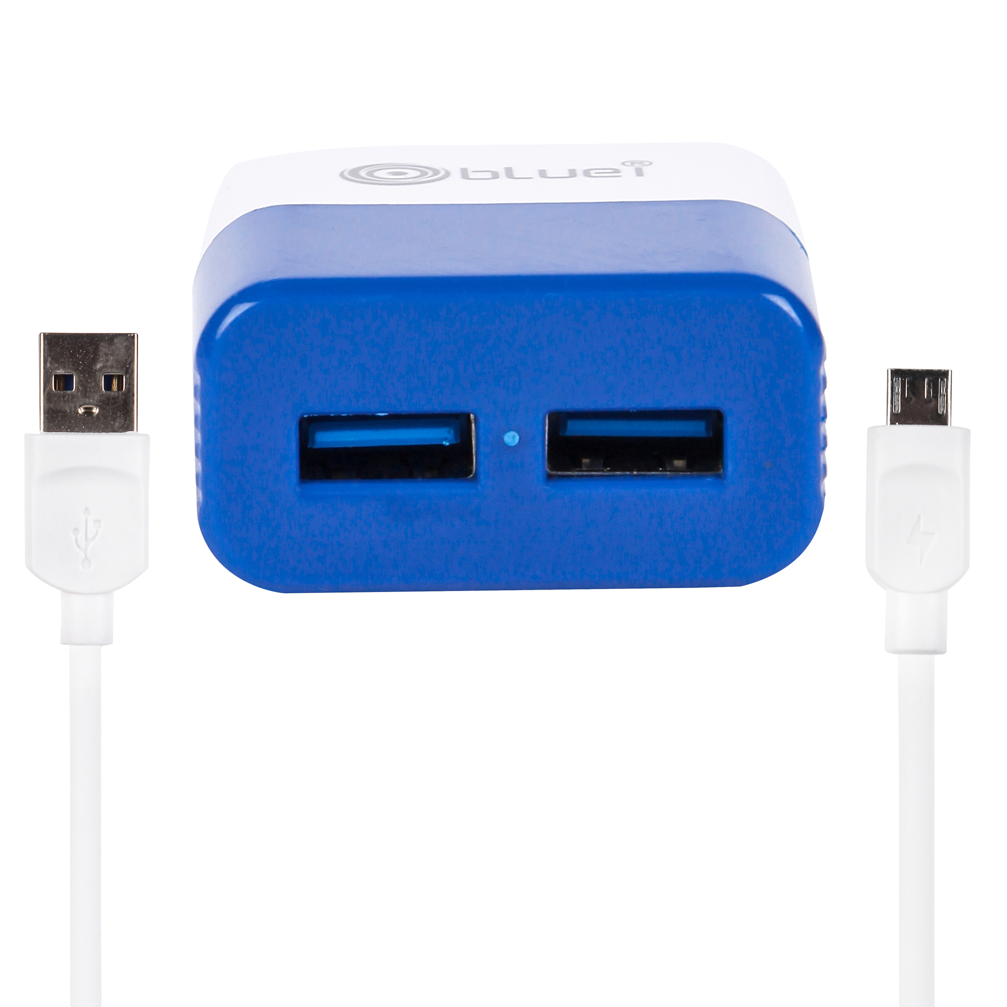 Bluei Tc-01 3.0 A, Dual Usb Mobile Charger