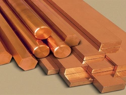 copper bright bar