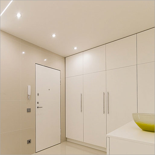 Fire Retardant White Door