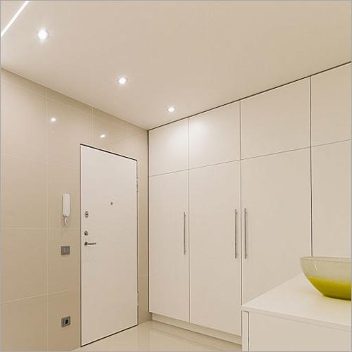 Fire Retardant White Door