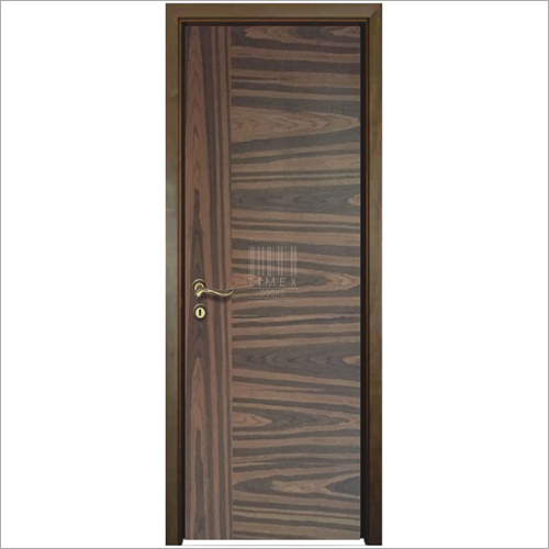 Smoked Cocobolo Door
