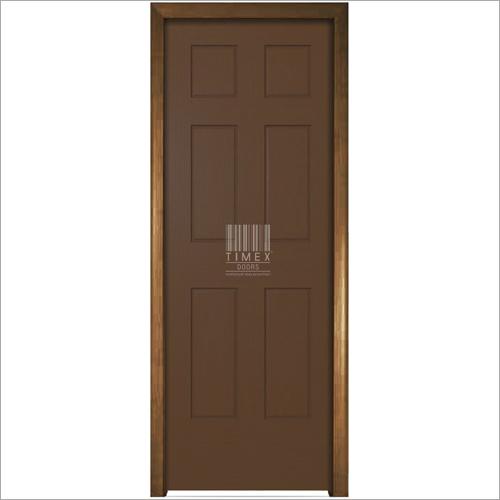 6 Panel Pacific Door