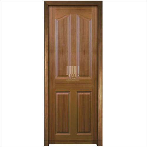 4 Panel Teak Natural Door