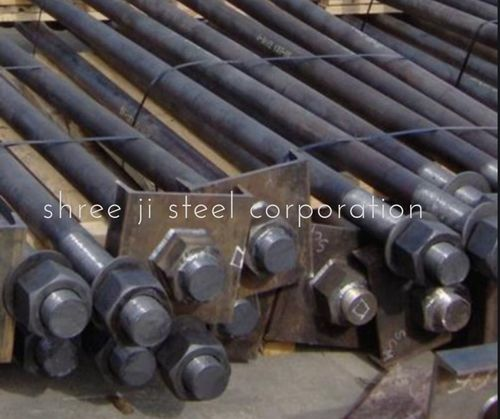 Plate Type Foundation Bolt