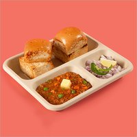 3 CP Eco Friendly Meal Plate