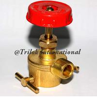 Brass High Pressure LPG Regulator