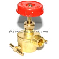 Brass High Pressure LPG Regulator