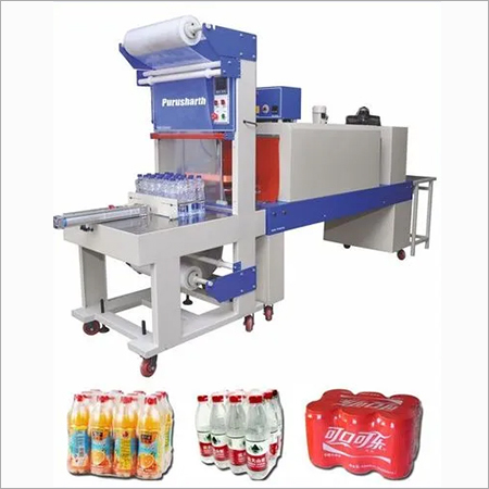 Web Sealer Shrink Machine