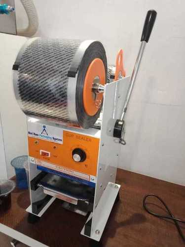 Semi Automatic Cup Sealer Machine