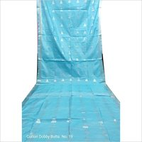 Cotton Dobby Sarees