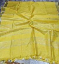 Cotton Half Net Sarees