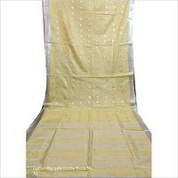 Ladies Cotton Small Rasgulla Sarees