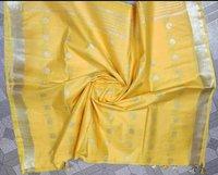 Ladies Cotton Small Rasgulla Sarees