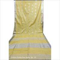 Cotton Box Butta Sarees