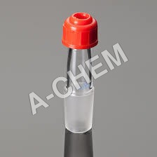 Simple Gland with Cap (Thermometer adapter)