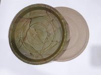 Corrugated Leafs Plate