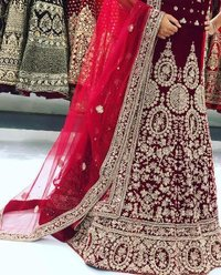 Ladies Embroidered Lehenga