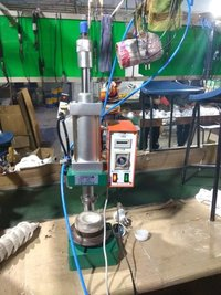PNEUMATIC TIKKI FITTING MACHINE