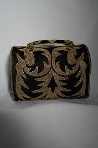 Women embroidery Shoes & Bag
