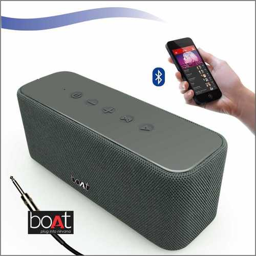Boat Stone Aavante 10 Bluetooth Speaker Black