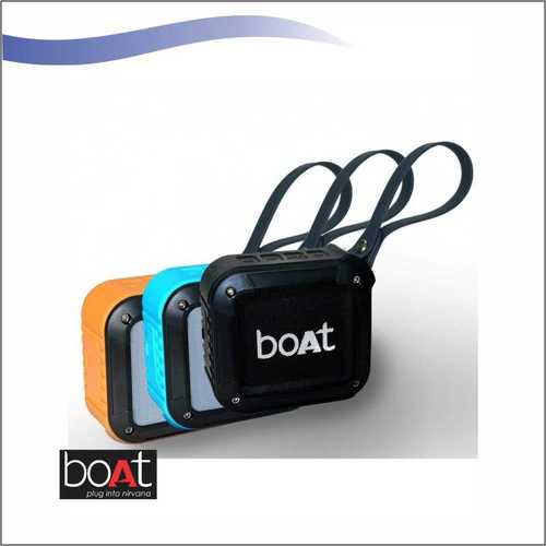 Boat Stone 210 Bluetooth Speaker €Black