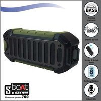 Boat Stone 700 Bluetooth Speaker Black