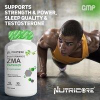 NUTRICORE PERFORMANCE ZMA CAPSULES