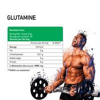 NUTRICORE PERFORMANCE GLUTAMINE 100% MICRONIZED (Unflavoured)
