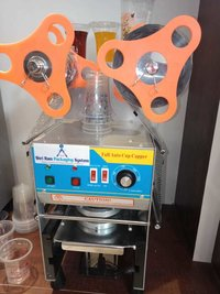 Fully Automatic Cup Sealer Machine