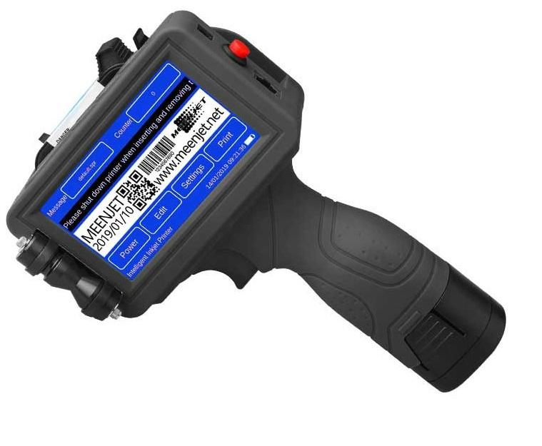 Handheld Inkjet Batch Coding Machine M6 model