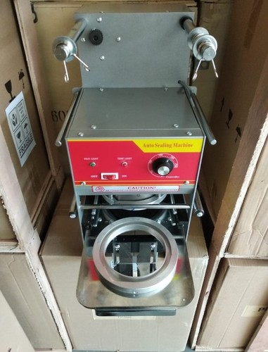 Automatic Container Sealer Machine