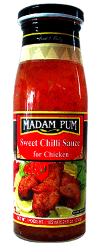 Sweet Chili Sauce For Chicken (Madam Pum)