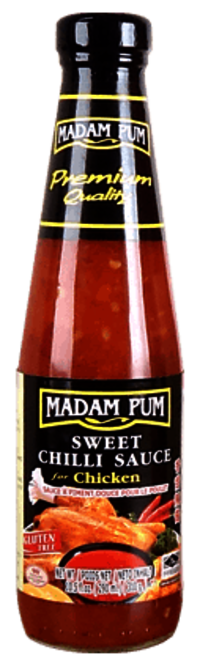 Sweet Chili Sauce For Chicken Madam Pum Sweet Chili Sauce For Chicken Madam Pum Exporter Manufacturer Distributor Supplier Trading Company Bangkok Thailand