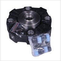 S Type Rubber Coupling