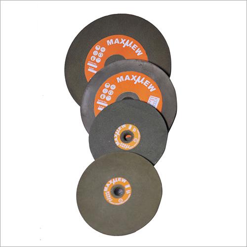 Rubberised Abrasives Wheels