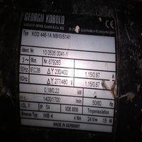 GEORGII KOBOLD SERVO MOTOR KOD 446-1AMB/G/S141
