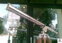 NauticalMart Floor Standing Nickel Telescope Griffith Astro 65