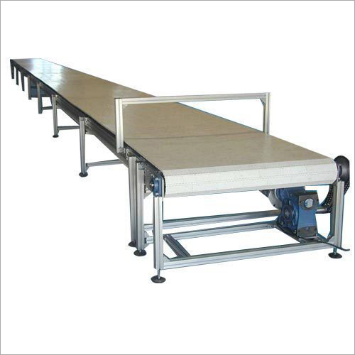 Industrial Modular Belt Conveyor