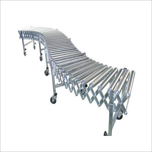 Flexible Power Roller Conveyor